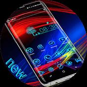 Neon 2, HD Wallpapers: Theme иконка