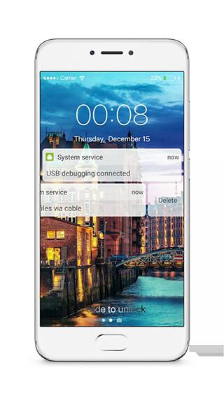 LockScreen Phone7: Notification скриншот 1