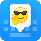 Facemoji Emoji Keyboard: Cute Emoji, Theme, Sticker иконка
