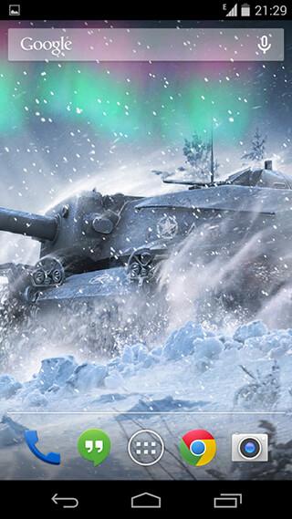World of Tanks Live Wallpaper скриншот 2