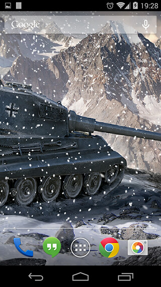 World of Tanks Live Wallpaper скриншот 4