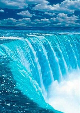 Waterfall Live Wallpaper скриншот 4