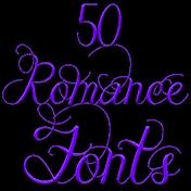 Fonts for FlipFont Romance иконка
