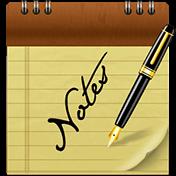 Notepad иконка