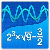 Graphing Calculator + Math иконка