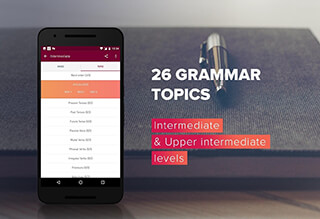 English Grammar Test скриншот 3