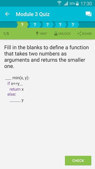 Learn Python скриншот 2