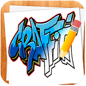 How to Draw Graffitis иконка