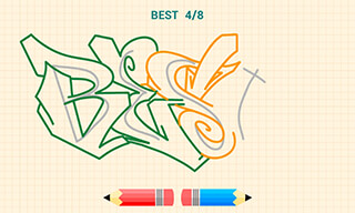 How to Draw Graffitis скриншот 4