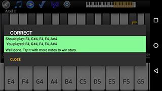 Piano Melody Free скриншот 3