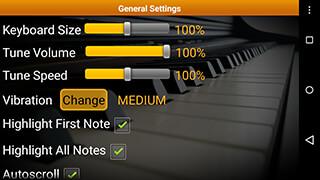 Piano Melody Free скриншот 4
