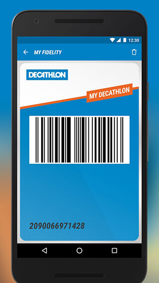 Decathlon скриншот 2