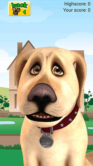 Talking John Dog: Funny Dog скриншот 3