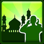 Waktu Solat: Kiblat, Azan, Doa иконка