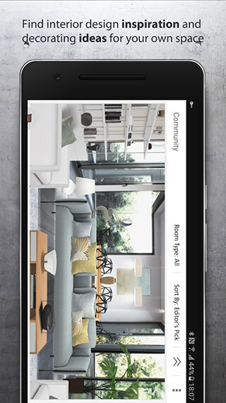 Homestyler Interior Design and Decorating Ideas скриншот 1
