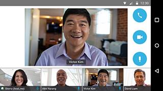 Cisco WebEx Meetings скриншот 1