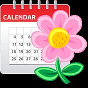 Woman Diary: Calendar иконка