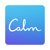 Calm: Meditate, Sleep, Relax иконка
