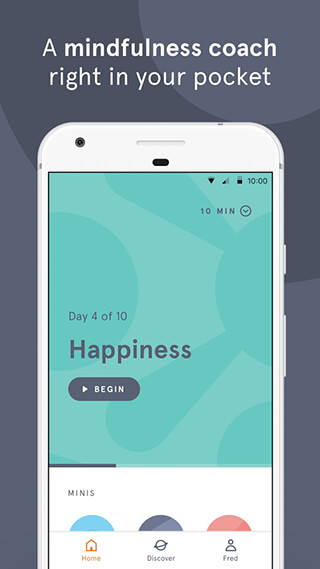Headspace: Guided Meditation and Mindfulness скриншот 2