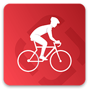 Runtastic Road Bike Cycling GPS Tracker иконка