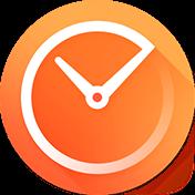 GO Clock: Alarm Clock and Theme иконка