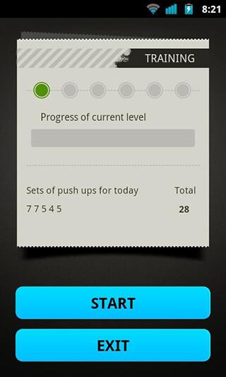 Abs Sit Ups Workout скриншот 4