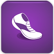 Runtastic Pedometer Step Counter иконка