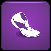 Runtastic Pedometer Step Counter иконка