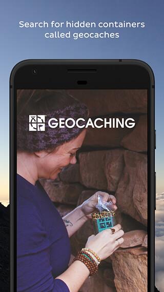 Geocaching скриншот 1