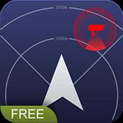 GPS АнтиРадар, детектор FREE иконка