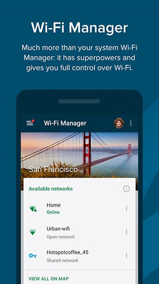 Free WiFi: Wiman скриншот 3