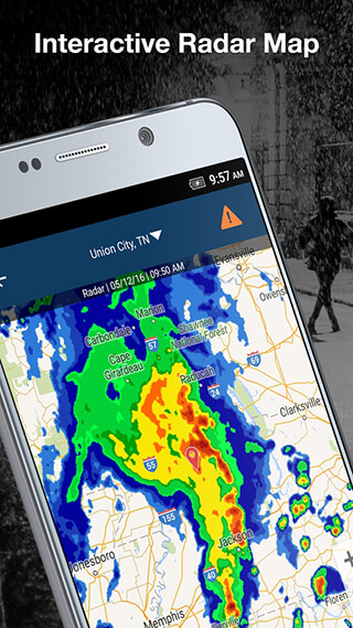 Weather by WeatherBug скриншот 3