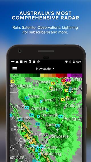 Weatherzone скриншот 4