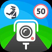 Speed Cameras and Traffic Sygic иконка