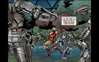 The Avengers: Iron Man Mark VII скриншот 4