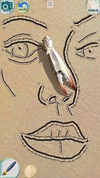 Sand Draw Sketch Drawing Pad: Creative Doodle Art скриншот 3