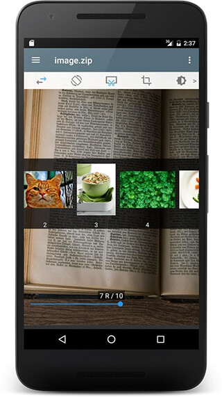 ComicScreen: ComicViewer скриншот 2