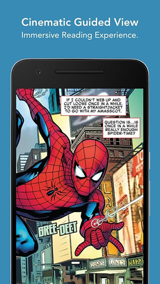 Comics скриншот 2