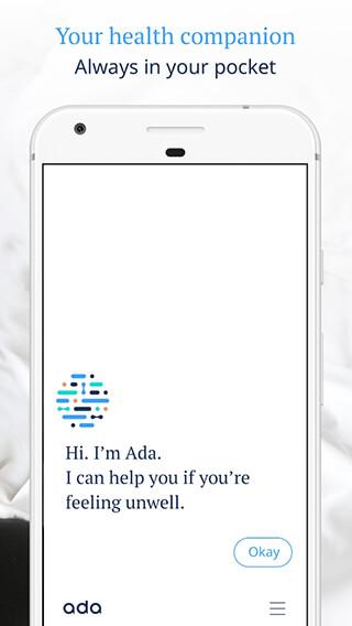Ada: Your Health Companion скриншот 2