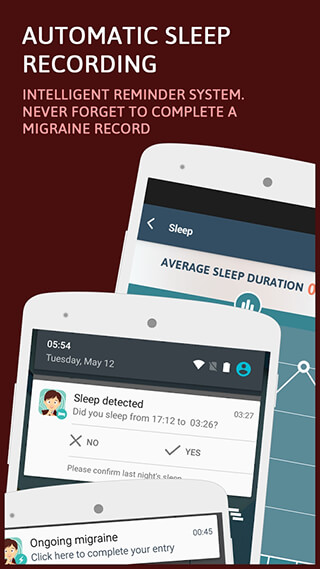 Migraine Buddy: THE Migraine and Headache Tracker скриншот 4