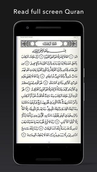 Quran Pro Muslim: MP3 Audio Offline and Read Tafsir скриншот 2