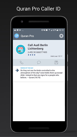 Quran Pro Muslim: MP3 Audio Offline and Read Tafsir скриншот 3