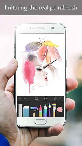 PaperOne: Paint Draw Sketchbook скриншот 3