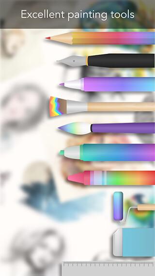 PaperOne: Paint Draw Sketchbook скриншот 4