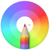 Colorfit: Drawing and Coloring иконка
