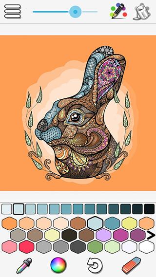 Coloring скриншот 1