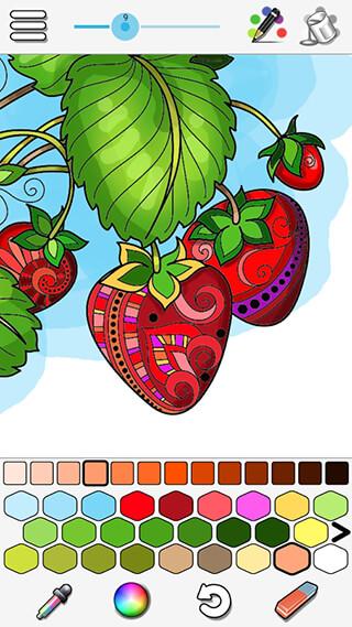 Coloring скриншот 2