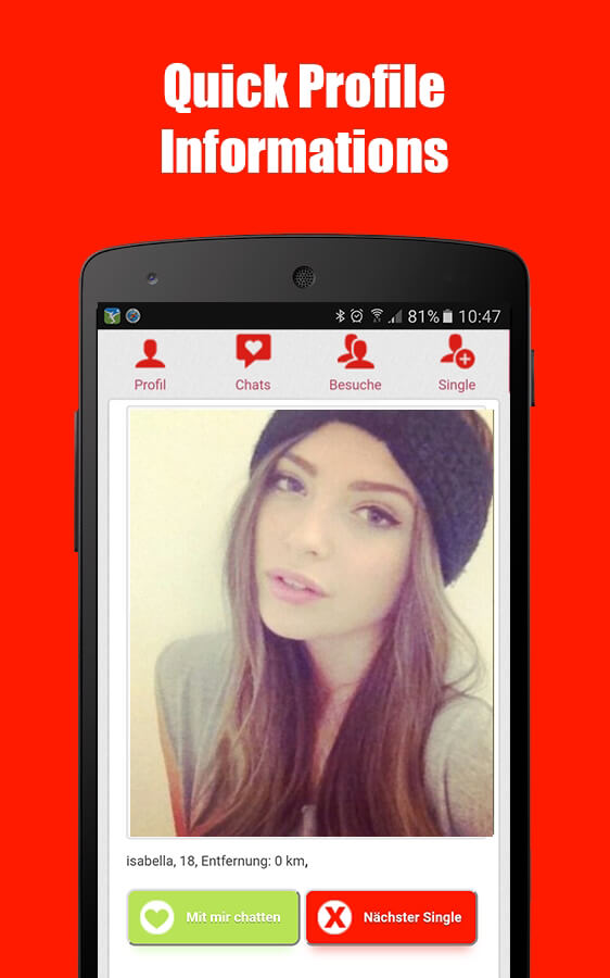 match & flirt with singles in globe Free dating app & flirt chat - match with singles 1708 [free] report a new version about permissions description you're looking for a cool chatting platform where you can date and meet other people you'd like to register immediately and for free without having to provide an email.
