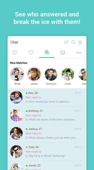 SweetRing: Meet, Match, Date скриншот 3