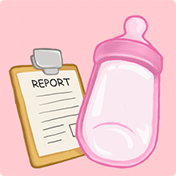 Feed Baby: Baby Tracker иконка